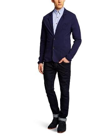 SELECTED HOMME Herren Sweatshirt 16026488 Canton Cardigan Sweat