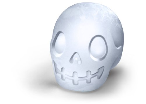Fred & Friends THE CHILLER 3D Skull Ice Mold