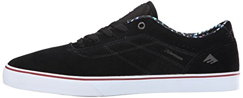 thumbnails of Emerica Men's The Herman G6 Vulc X Skateline Shoe, Black, 11 M US