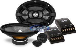 Re Audio Xxx6.9C 6 X 9 Inches 4 Ohm Component Kit - Set Of 4