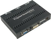 Matrox T2G-D3D-IF Triple-Head2Go Digital Edition Graphics Expansion Module