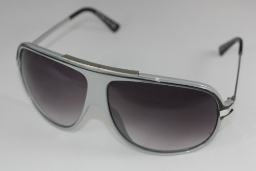 Sport occhiali da sole Aviator Style KST Flash 9719, grau-smoke