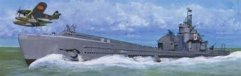1/700 ウォーターライン No.452 日本海軍特型潜水艦 伊-401号