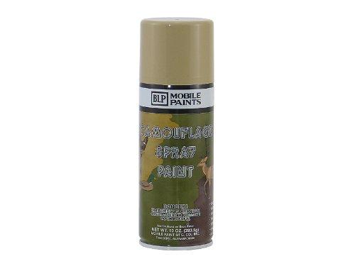 BLP デザートタン(123-99) カモフラージュスプレーペイント 283.5ml <トイガン用/パーツ用塗料><カラースプレー><塗装>