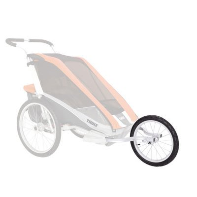 Active With Kids Jogging Conversion Kit For Chariot Cougar 2 And Cheetah 2 Double Carriers 20100144