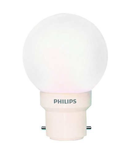 0.5 W Decomini B22 LED Bulb (White)