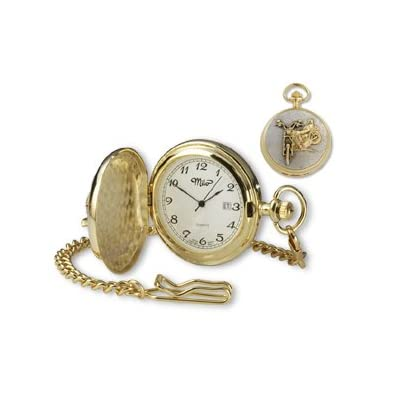 Amazon.com: Milo Pocket Watch From Wenger's
