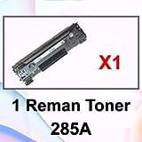 TONER COMPATIBILE. Toner per HP Laserjet CE285A CE 285A 85A M1130 MFP M1132 MFP M1136 MFP M1210 MFP M1212NF P1002 P1002W P1002WL P1100 P1101 P1102 P1102W P1103 P1104 P1104W P1106 P1106W P1108 - NUOVO NON RIGENERATO