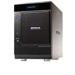 Netgear ReadyNAS Pro 4, 0TB Unified Storage System (Diskless) (RNDP4000)