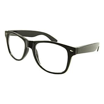 PKL lunettes sans correction unisexe verres neutres transparents ctrav-cv705n