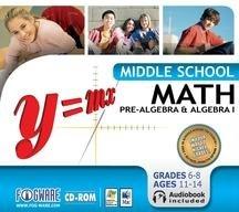 Pre-Algebra & Algebra I (Win/Mac) (Jewel Case)