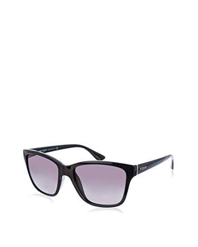 Vogue Sonnenbrille VO2896SW441154 (52 mm) schwarz
