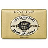 L'Occitane Shea Butter Extra-Gentle Milk Soap , 8.8 oz