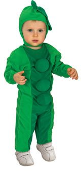Pea in a Pod Costume - Infant