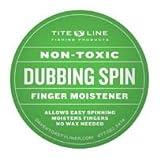 Dubbing Spin, Fly Tying Finger Moistener