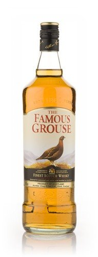 The Famous Grouse Timorous Beastie Limited Edition Tin Belnded Scotch Whisky 70cl