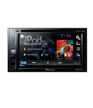 Pioneer - AVH X1790DVD - LCD Touchscreen DVD Player (Double DIN)