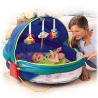 Amazon Com Fisher Price Bounce N Play Activity Dome