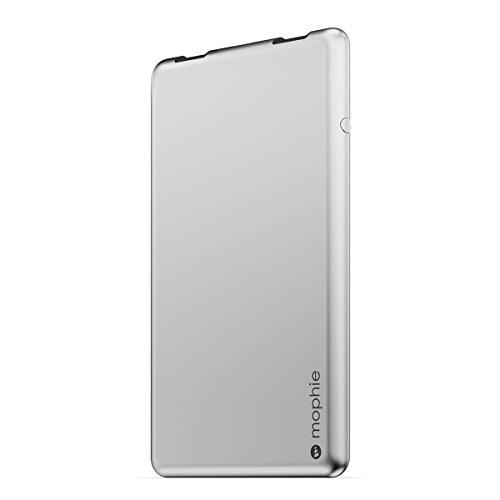 日本正規代理店品・保証付mophie powerstation 3X Aluminum モバイルバッテリー (6,000mAh) MOP-BY-000091