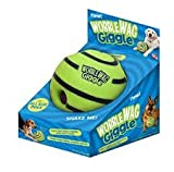 Wobble Wag Giggle Ball, Keeps dogs happy all day