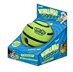 Wobble Wag Giggle Ball, Keeps dogs ha...