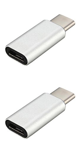 ( Pack of Three ) One – Portable Charging & Data SYNC Hi-speed USB 3.1 Type C Male to Micro USB Female Converter Connector Adapter for Type-C Supported Devices, Nokia N1 Pad, Macbook, Letv Smartphone(1pc), Apple New Macbook 12 inch, One Plus Two, Google Nexus 5X, Nexus 6P, Pixel C. Support Charging and data Synchronizing. ( OTG Function even work with One Plus two )