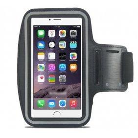 IDACA Noir Brassard Armband Sport pour Apple iPhone 6 4.7 inch