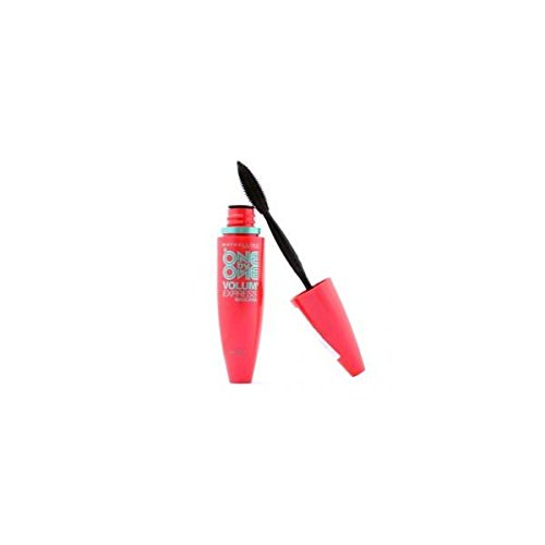 Gemey Maybelline Mascara Le Colossal One By One - Noir Glamour