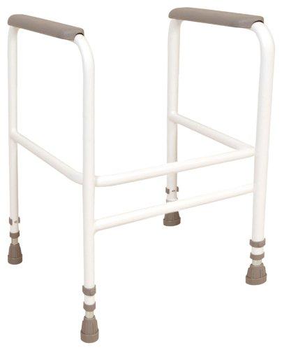 NRS Height Adjustable Toilet Frame