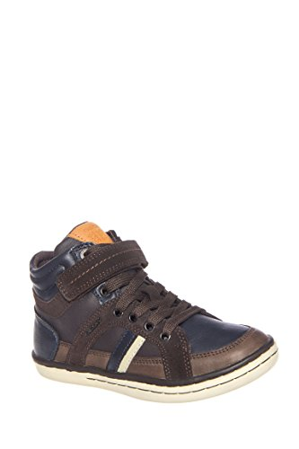 Boy's Jr Garcia High Top Sneaker