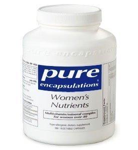 Pure Encapsulations Women'S Nutrients 180 Vcaps