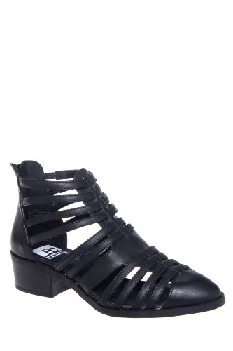 BC Footwear Endless Thrill Caged Bootie