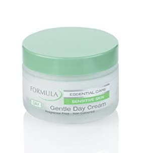 Formula Essential Care Sensitive Skin Gentle Day Cream 50ml