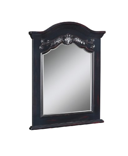 Vintage Dressing Table With Mirror front-171768