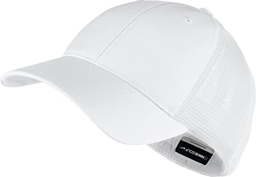 Nike Men's Legacy 91 mesh custom cap, ML, White (Nike Cycling Backpack compare prices)