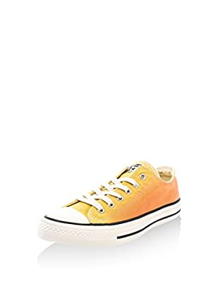 Converse Zapatillas Chuck Taylor All Star (Amarillo / Naranja)