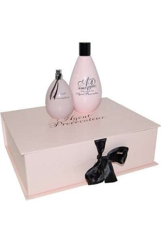 Agent Provocateur by Agent Provocateur 100ml Eau de Parfum Spray  &  400ml Bubble Wash