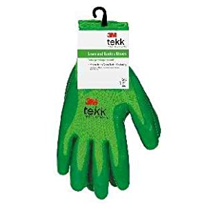 3m tekk protection lawn garden gloves for Gardening gloves amazon