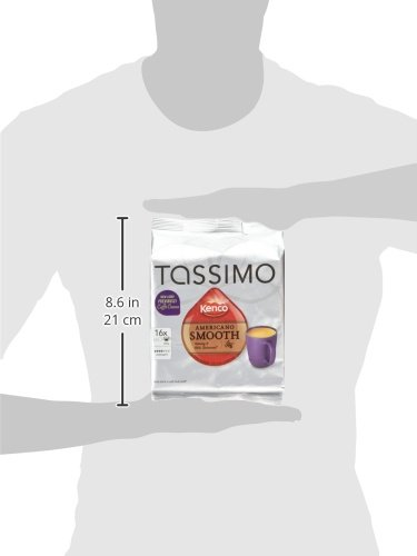 Choose TASSIMO Americano Smooth (Pack of 5, Total 80 T DISCs) - Kraft Foods