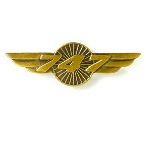 Awarded to those who have promoted to Commander 747 & have 700+ hours.
