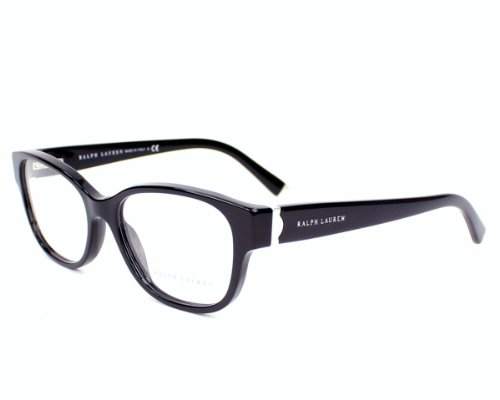 Ralph Lauren Rl6112 Eyeglasses-5001 Black-52Mm
