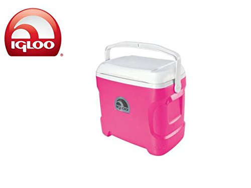 Igloo Contour Cooler (Pink, 30-Quart) (Igloo Cooler Pink compare prices)
