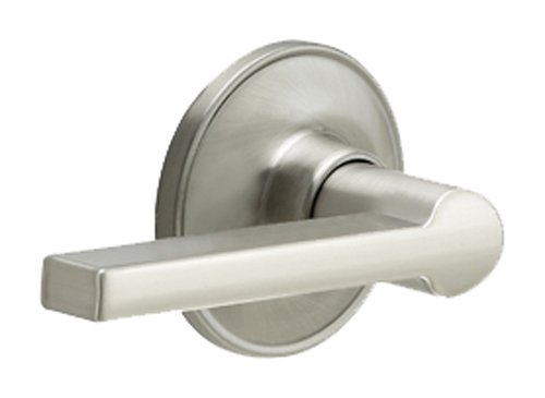 Dexter by Schlage J10SOL619 Solstice Hall and Closet Lever, Satin Nickel