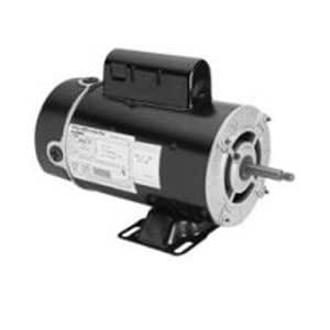 Ao smith 1 hp replacement 2 speed spa motor 120v thru bolt for Ao smith replacement motors