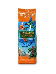 Magnum Jamaican Blue Mountain Blend Coffee, Ground,