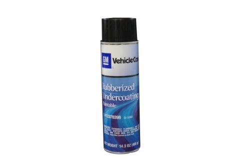 Genuine GM Fluid 12378398 Rubberized Aerosol