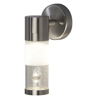 Aussenleuchte Wandleuchte Wandlampe IP44 Edelstahl KonstSmide Trento 7588-000