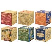 サボンドマルセイユ BOXオリーブソープ 200g 6種類セット