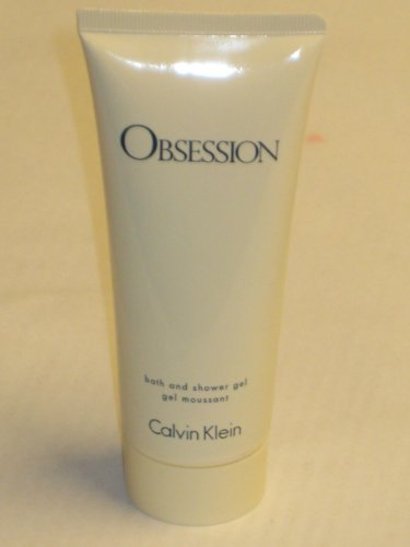 Obsession Bath and Shower Gel for Women 3.4 Oz Unboxed