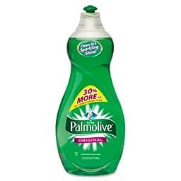 Ultra Palmolive 46112 Dishwashing Liquid, 25 oz. Bottle (Pack of 12)